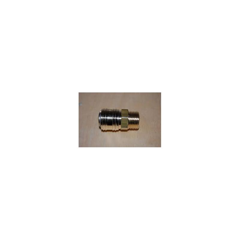 Szybkozłączka  gwint zewnętrzny  1/2 SCHNEIDER SK NW 7,2