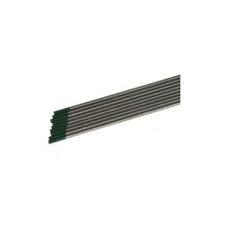 Elektroda wolframowa WP 1,0x175mm zIelona