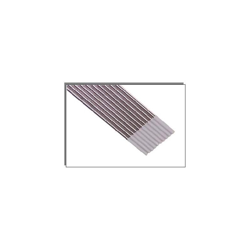 Elektroda wolframowa WC20 3.2x175mm szara