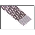 Elektroda wolframowa 1.6x175mm szara