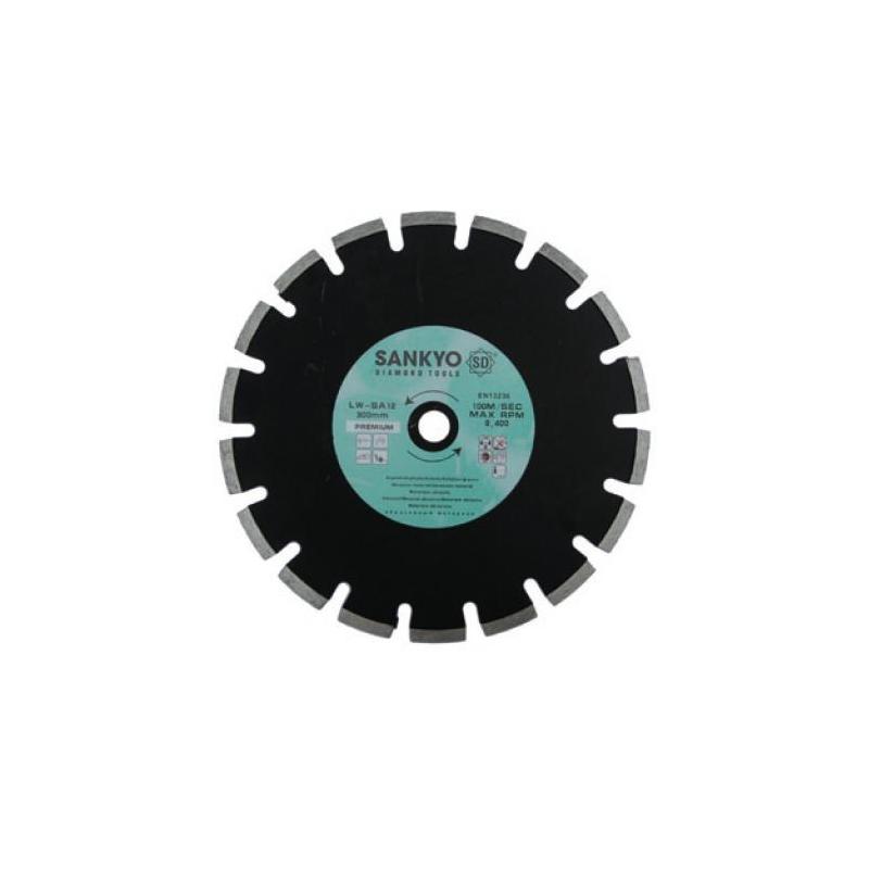 Tarcza Diamentowa HITACHI LW-SA 300x3.2x10x20mm ASFALT
