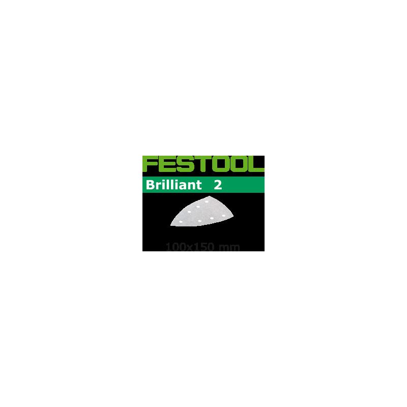 Papier ścierny Delta FESTOOL 100x150 P80