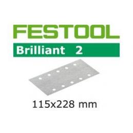 Papier ścierny FESTOOL 115x228mm gr. 220 1 szt