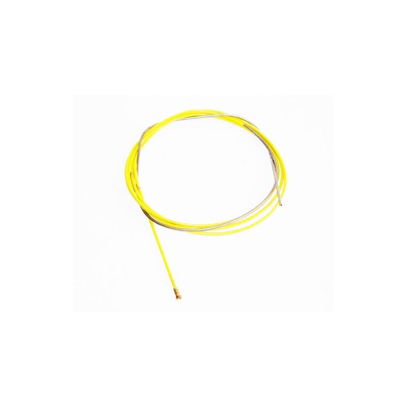 Wkład spiralny KEMPPI 1,2-1,6 4,5M Żółty