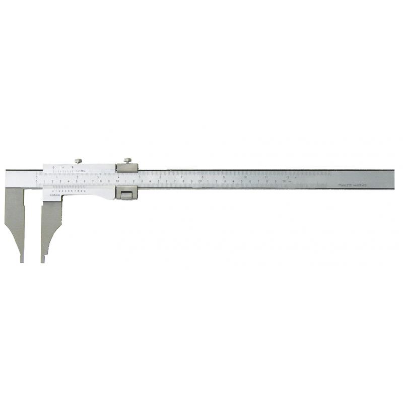 Suwmiarka noniuszowa jednostronna 200/60mm MIB MESSZEUGE