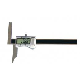 Przyrząd cyfrowy do pomiaru wysokości zębów piły i frezów tarczowych MIB MESSZEUGE