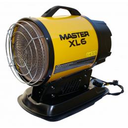 Promiennik olejowy podczerwieni  MASTER XL6