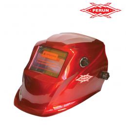 Przyłbica samościemniająca z filtrem PERUN ADF-718G
