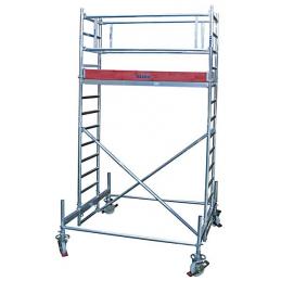 Rusztowanie KRAUSE STABILO 100 - 3 x 0,75m / 5,40m + 2 dodatkowe pomosty