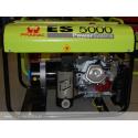 Agregat prądotwórczy jednofazowy  PRAMAC ES 5000 AVR