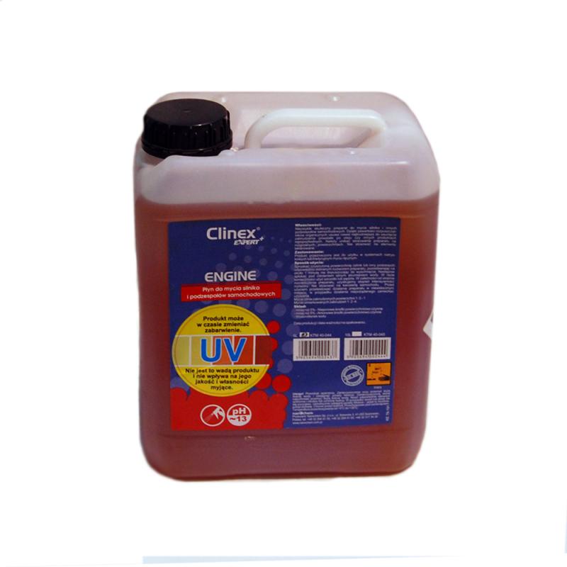 Płyn do mycia silnika i podzespołów samochodowych CLINEX EXPERT+ ENGINE  5L