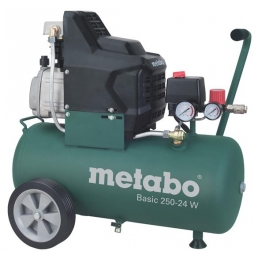 Kompresor tłokowy METABO BASIC 250-24 W