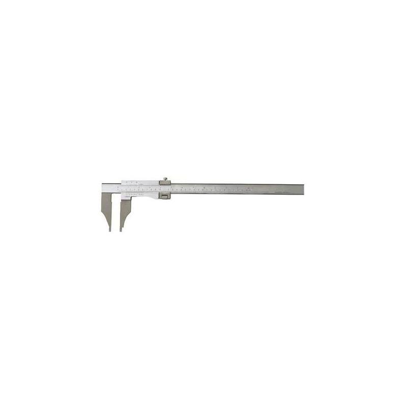 Suwmiarka noniuszowa 400/ 200mm  MIB MESSZEUGE , 0,05mm
