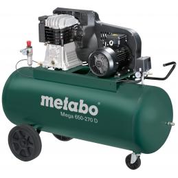 Kompresor tłokowy METABO MEGA 650-270 D, sprężarka