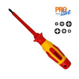 Uniwersalny wkrętak krzyżakowy 6-w-1 PROJAHN (norma VDE)