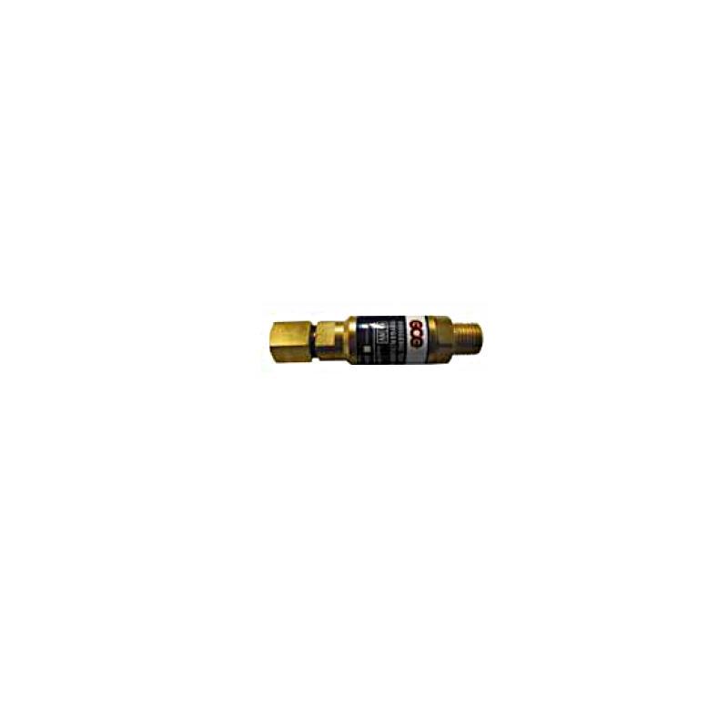 Bezpiecznik suchy przypalnikowy GCE FR18 do tlen