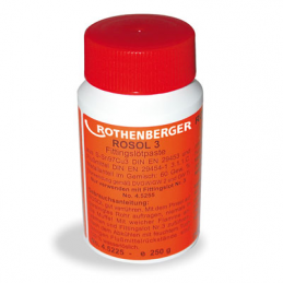 Pasta do lutowania miękkiego ROTHENBERGER ROSOL 3