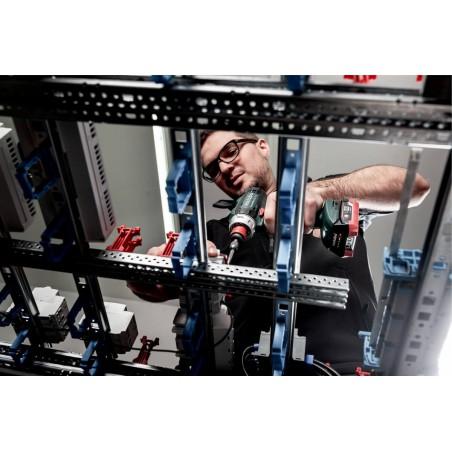 Wiertarko-wkrętarka akumulatorowa METABO POWERMAXX BS 12 Q , 12V, 2x2,0Ah, walizka