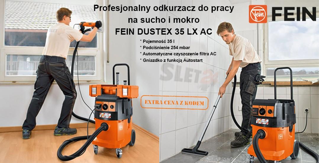 Odkurzacz Fein Distex 35 LX AC